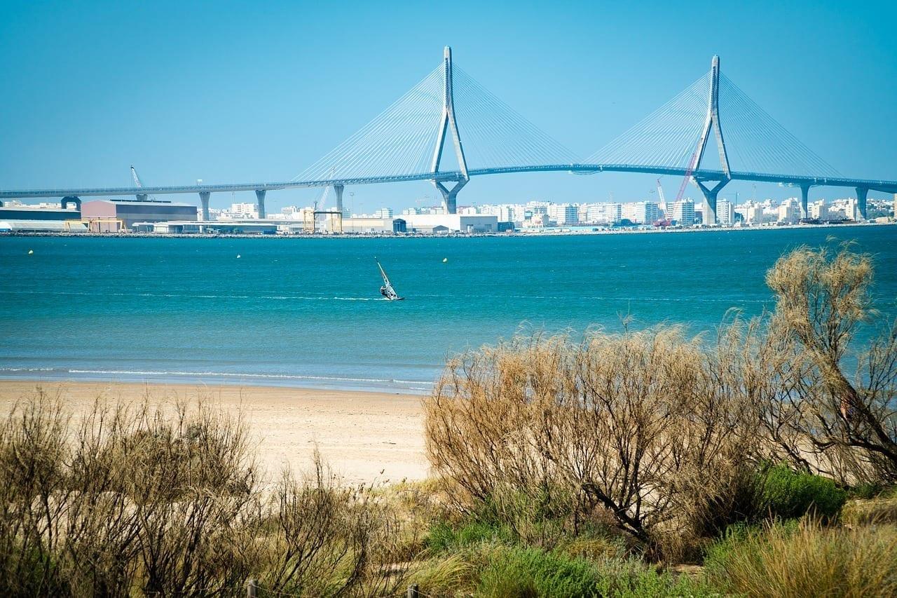 Toruños Bahía Cádiz España