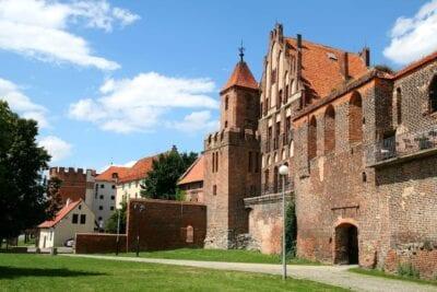 Toruń Polonia Viejo Polonia