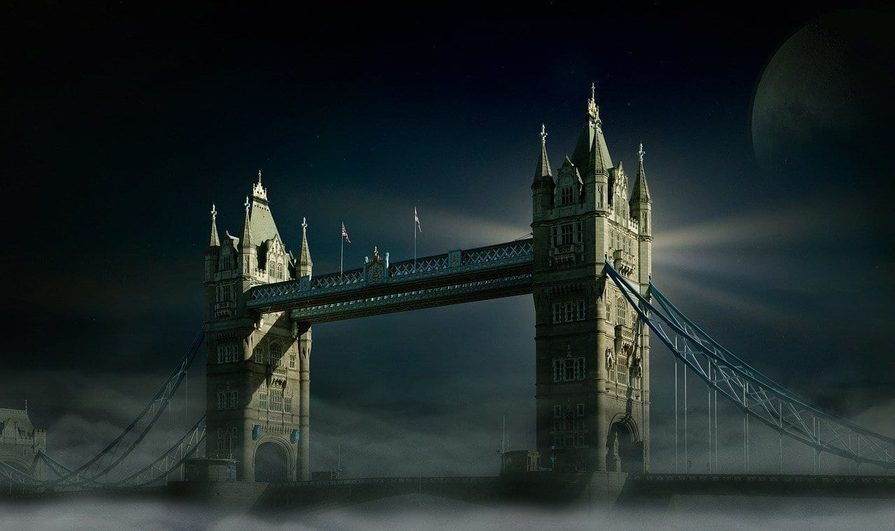 Tower Bridge Londres Puente Reino Unido