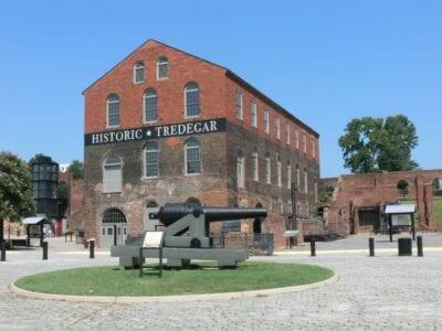 Tredegar Iron Works Richmond (Virginia) Estados Unidos