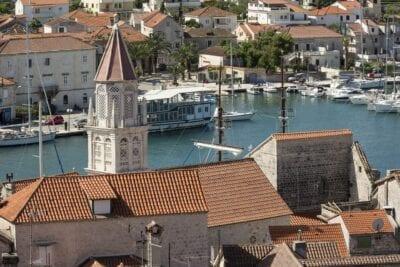 Trogir Croacia Dalmacia Croacia