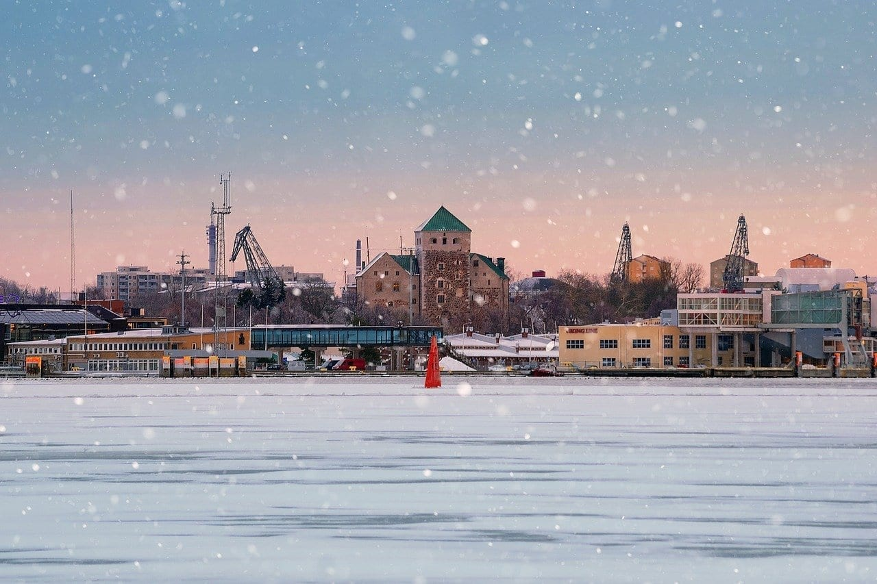 Turku Empire State Paisaje Finlandia