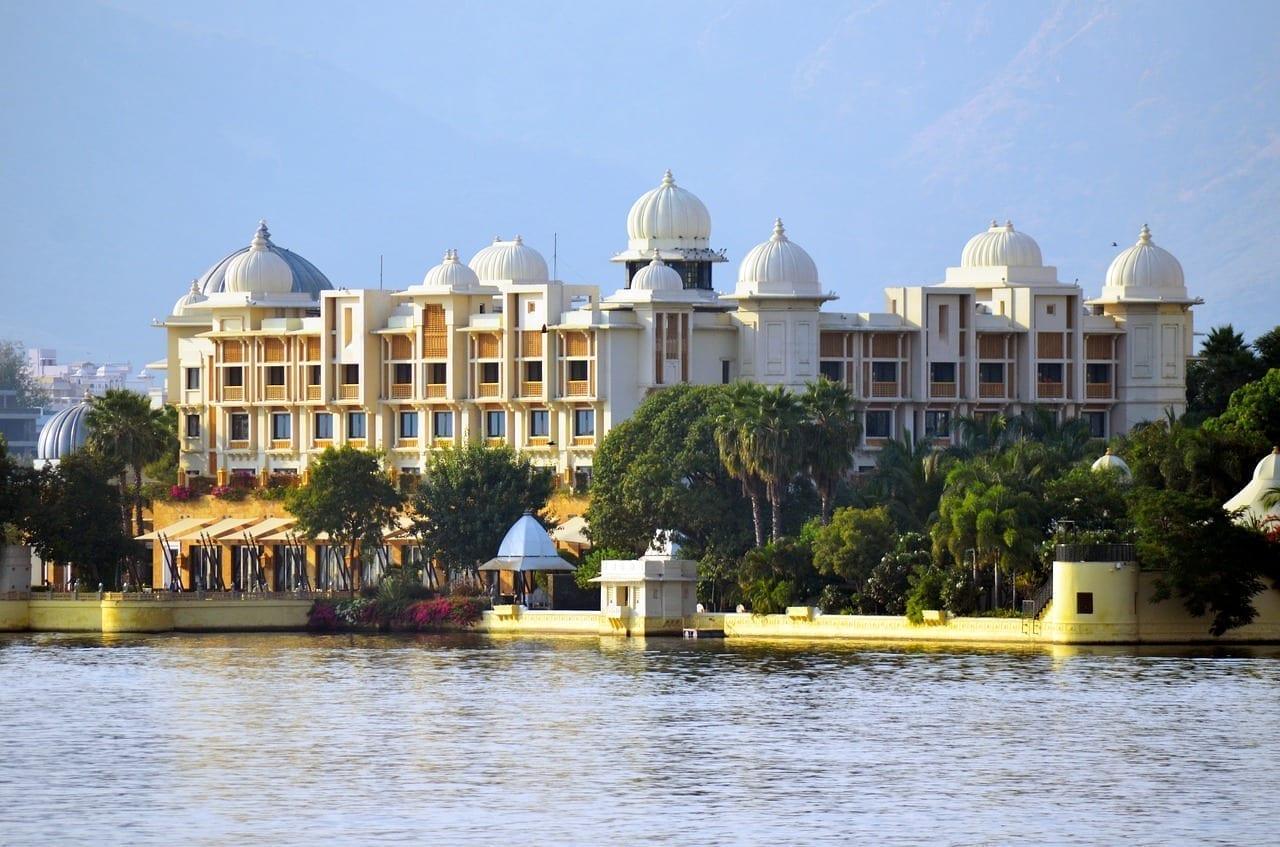 Udaipur Lago Rajasthan India