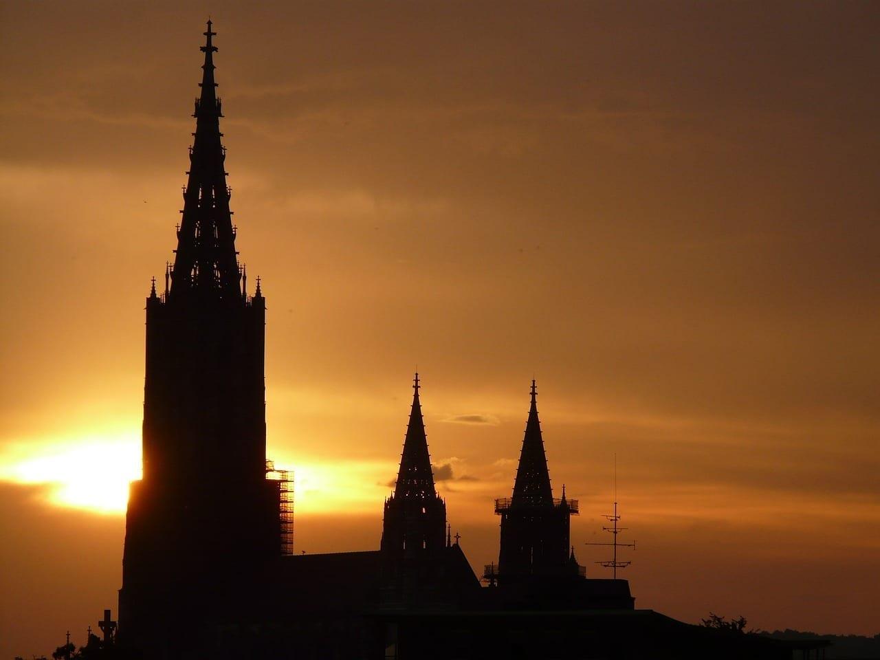 Ulm Catedral Münster Dom Alemania