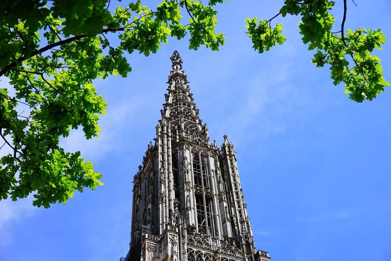 Ulm Catedral Münster Ulm Alemania
