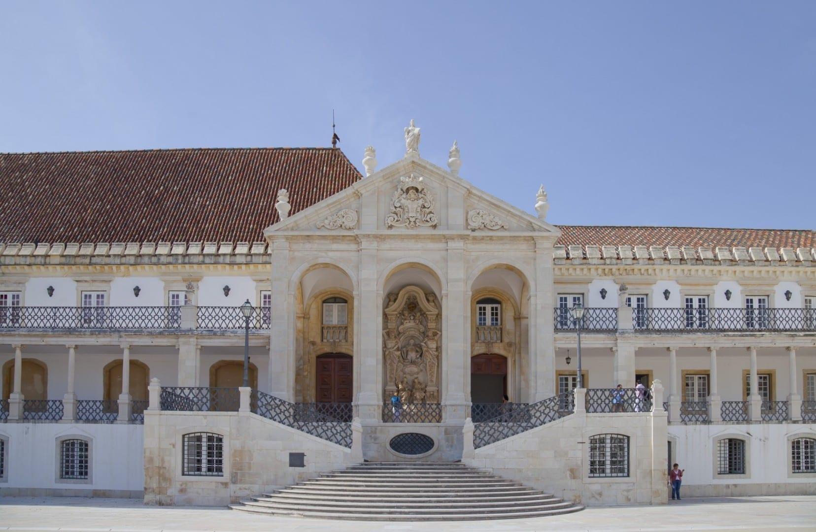 Universidad de Coimbra Coimbra Portugal
