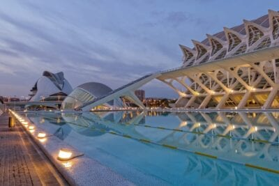 Valencia España Calatrava España