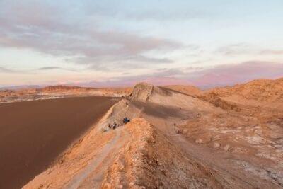 Valle de la Luna San Pedro de Atacama Chile