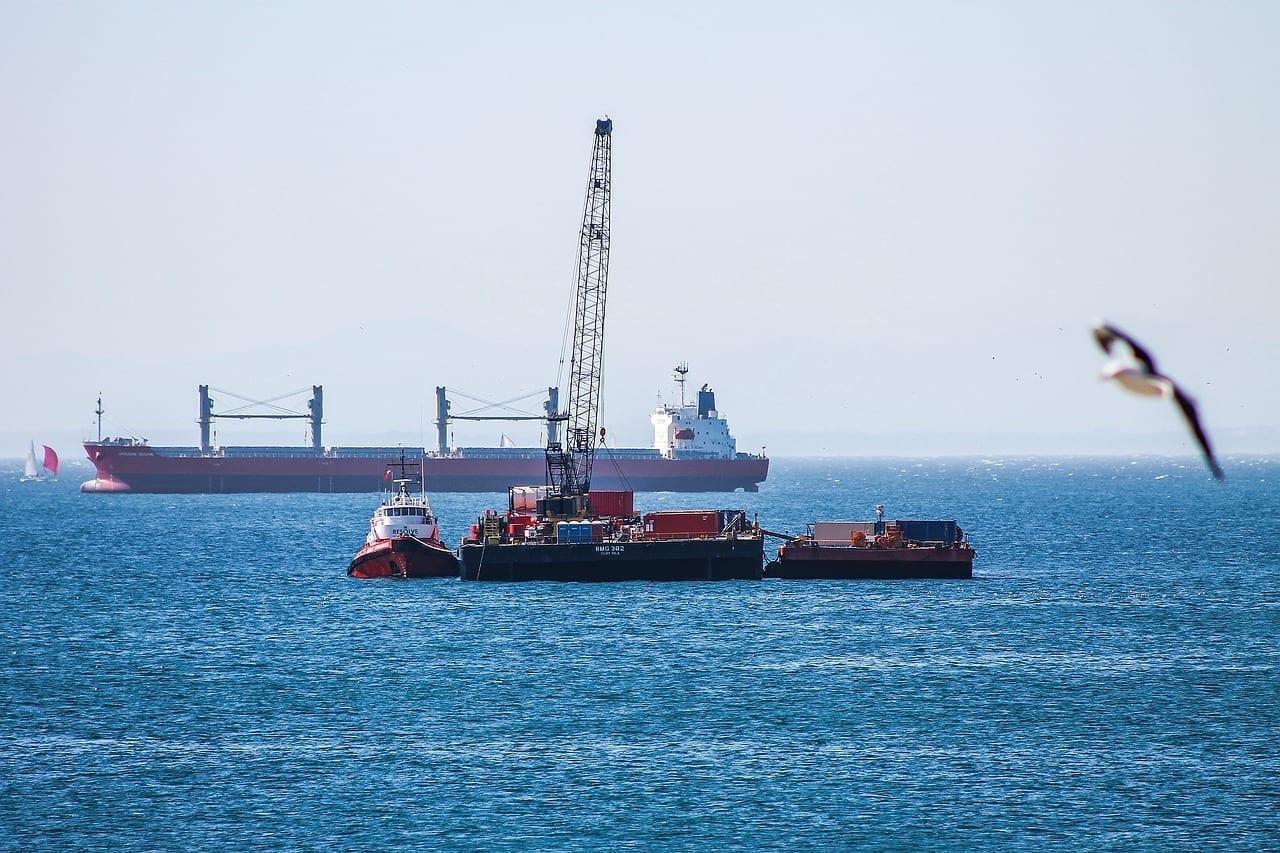 Valparaiso Barco Petrolero Chile