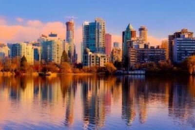 Vancouver Canadá Mar Canadá