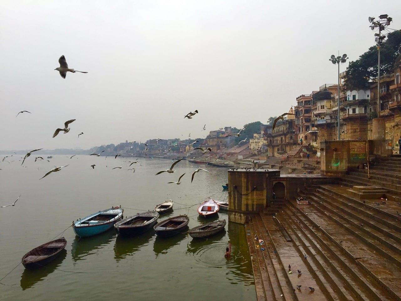 Varanasi Ghats India India