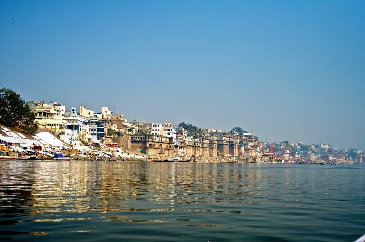 Varanasi Río India India