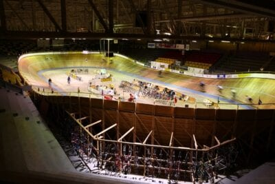 Velódromo de Forest City London, Ontario Canadá
