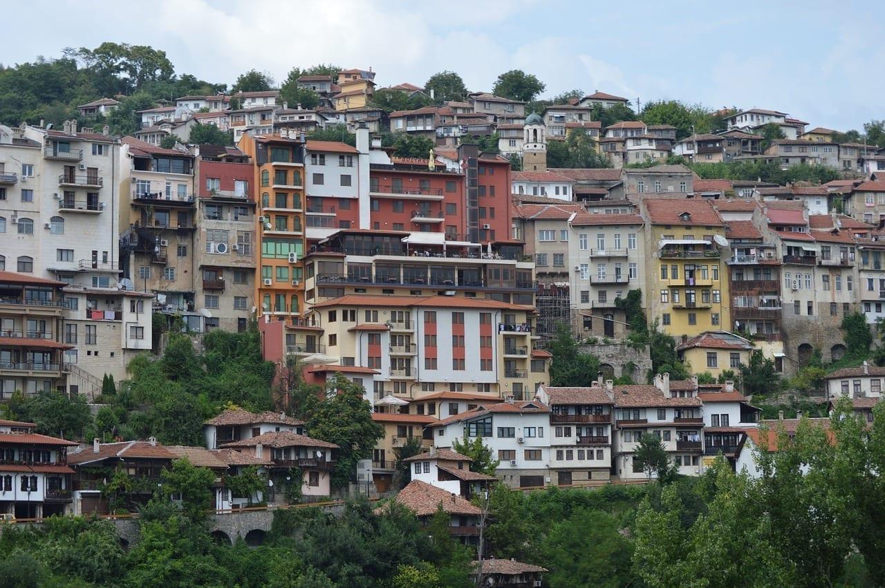 Veliko Tarnovo De Viaje Turismo Europa Bulgaria