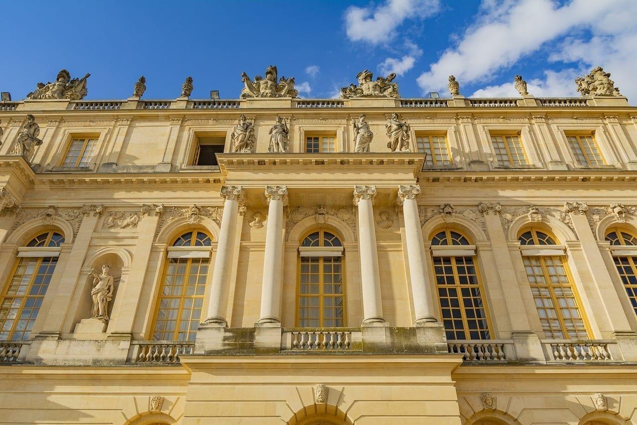 Versalles Francia Arquitectura Francia