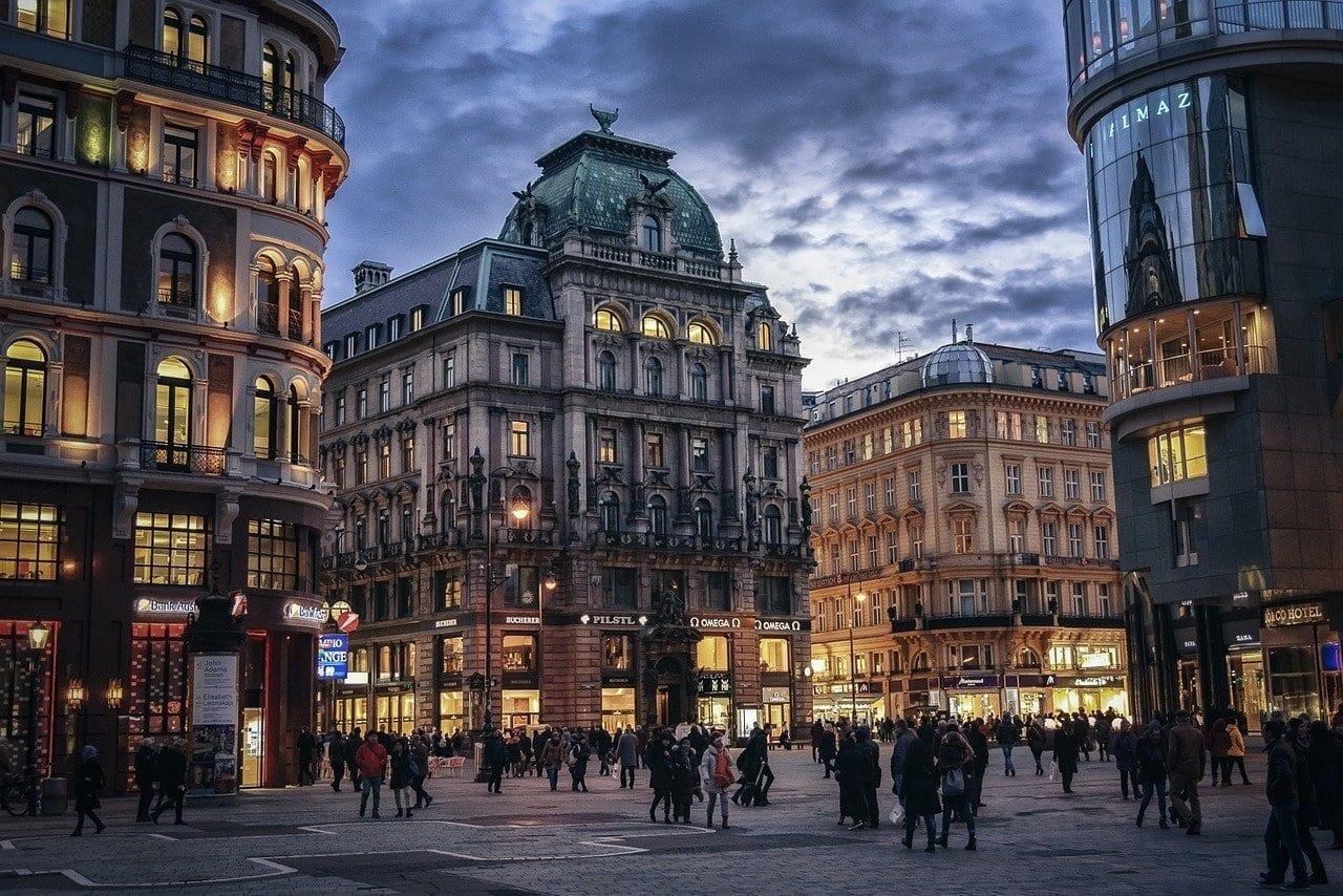 Viena Austria Ciudad Austria