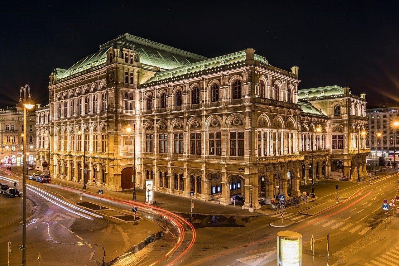 Viena Staatsoper Lugares De Interés Austria