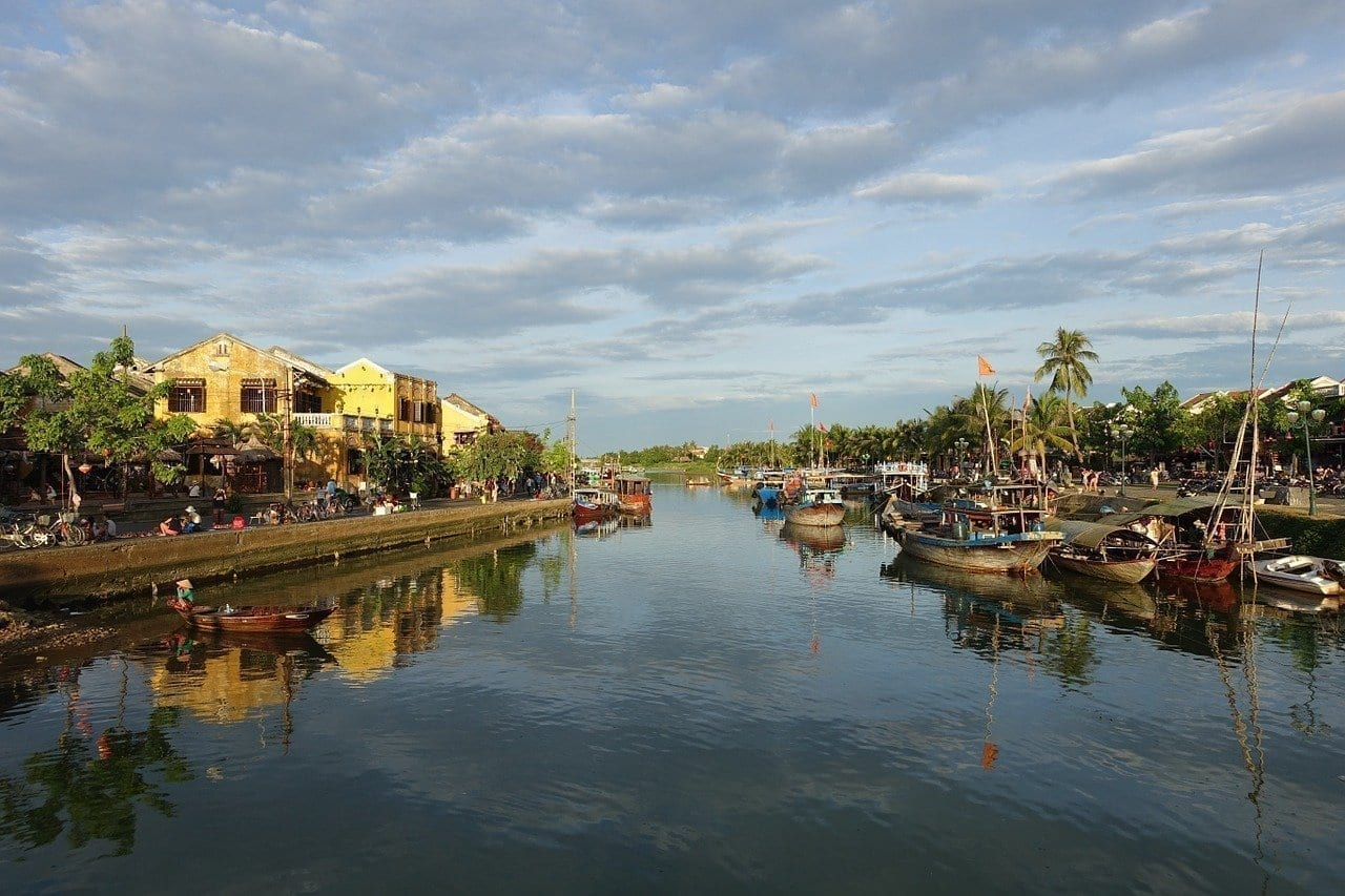 Vietnam Hoi An Da Nang Vietnam