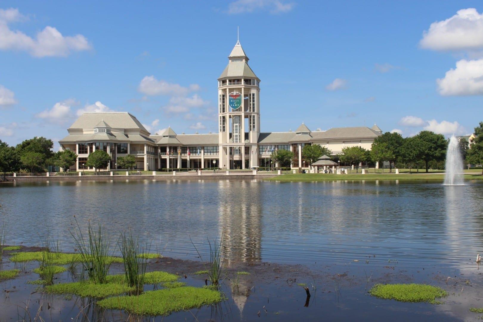 Visita a los grandes del golf en los salones sagrados del World Golf Village. Saint Augustine FL Estados Unidos