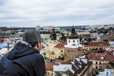 Vista De La Ciudad Lublin Turismo Lublin Polonia