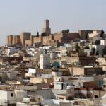 Vista de la medina y la Kasbah de Sousse Susa Túnez