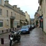 Vista del centro de Bayeux Bayeux Francia