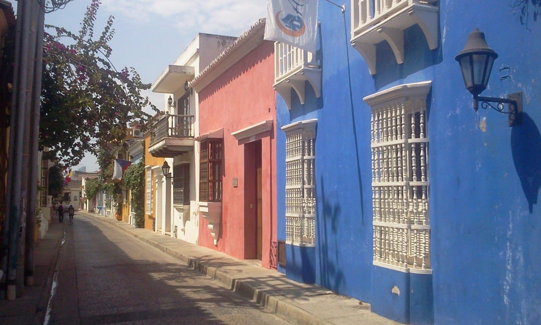 Vista del Viejo Cartagena Cartagena de Indias Colombia