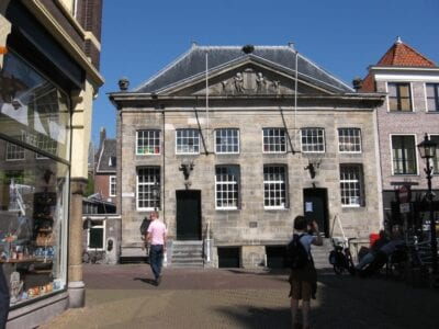 Vleeshal Delft Países Bajos