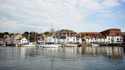 Weymouth Puerto Mar Reino Unido