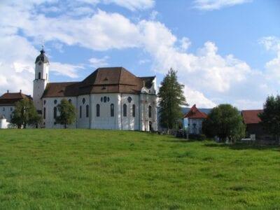 Wieskirche Füssen Alemania