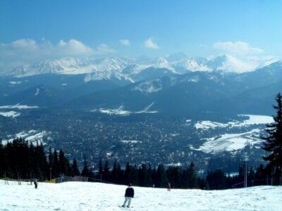 Zakopane es probablemente la ciudad de deportes de invierno más conocida de Polonia Zakopane Polonia
