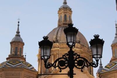 Zaragoza España Linterna España