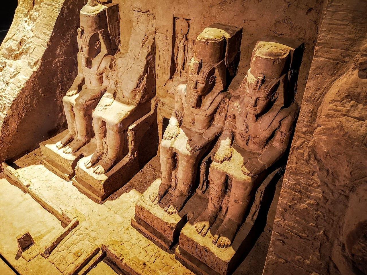 Abu Simbel Abusimbel Egipto Egipto