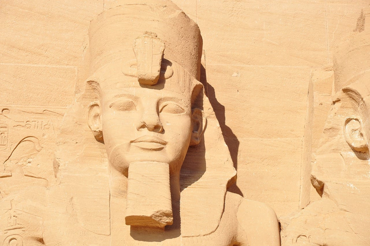 Abu Simbel Templo Egipto Egipto