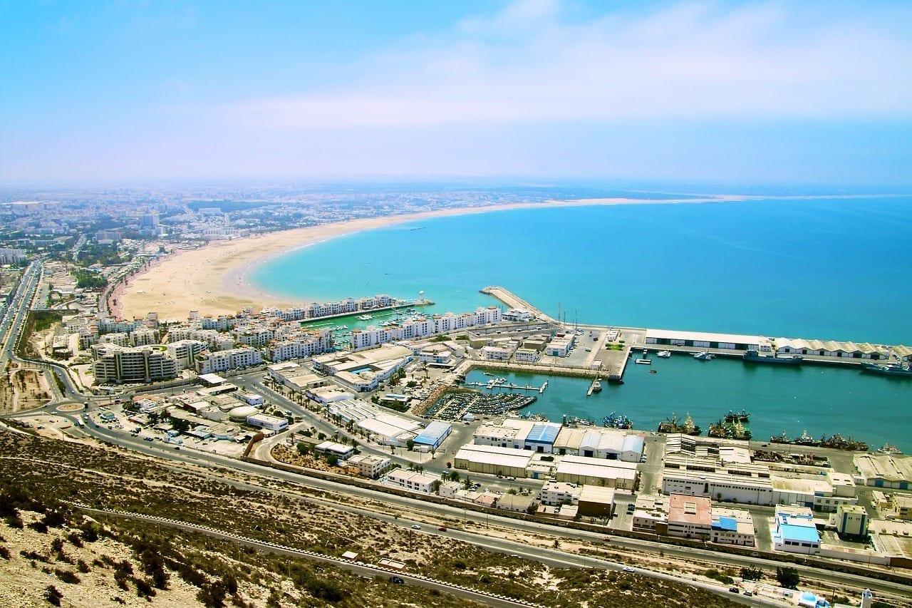 Agadir Marruecos áfrica Marruecos