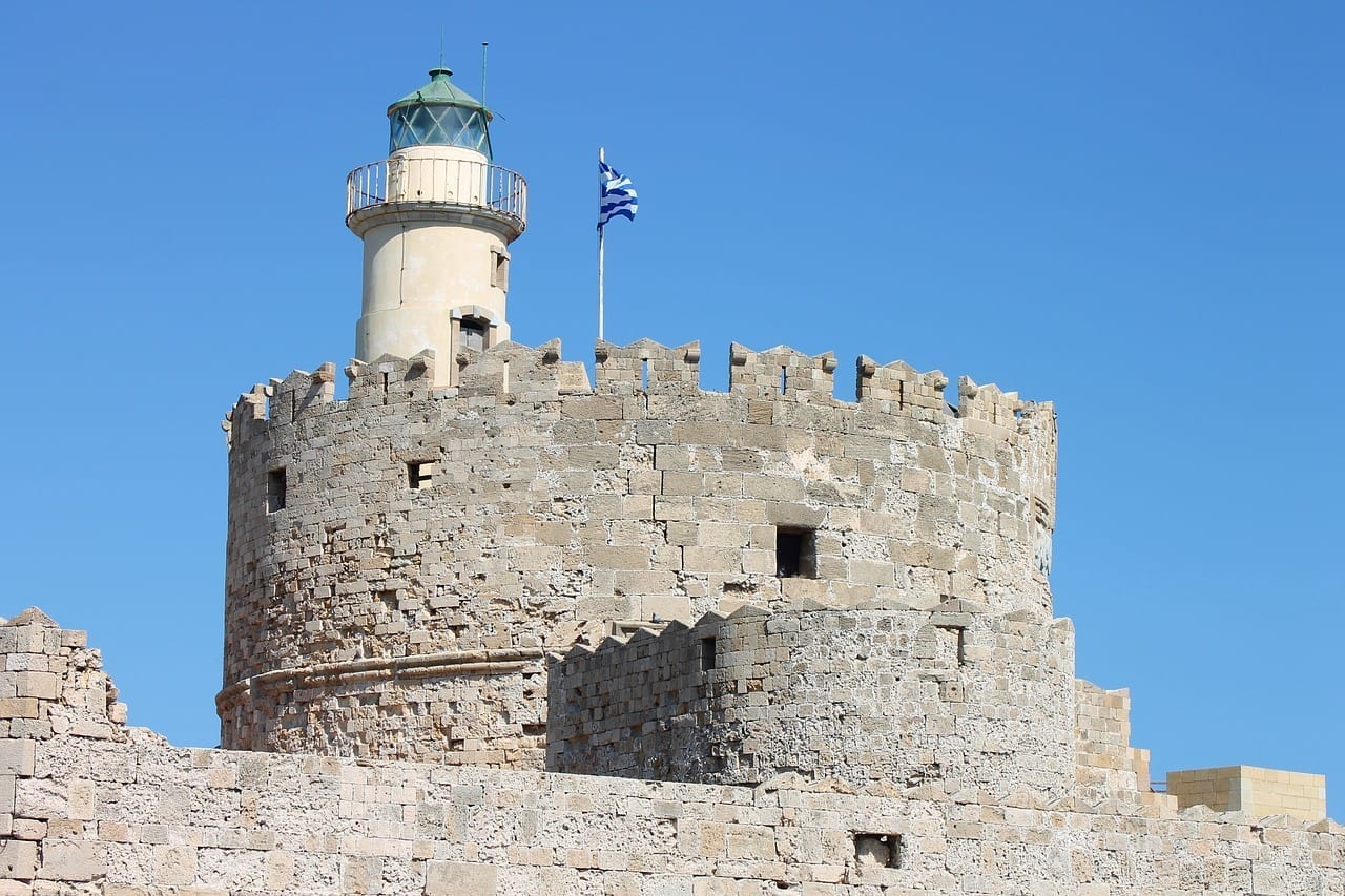 Agios Nikolaos Castillo Mandraki Puerto Grecia