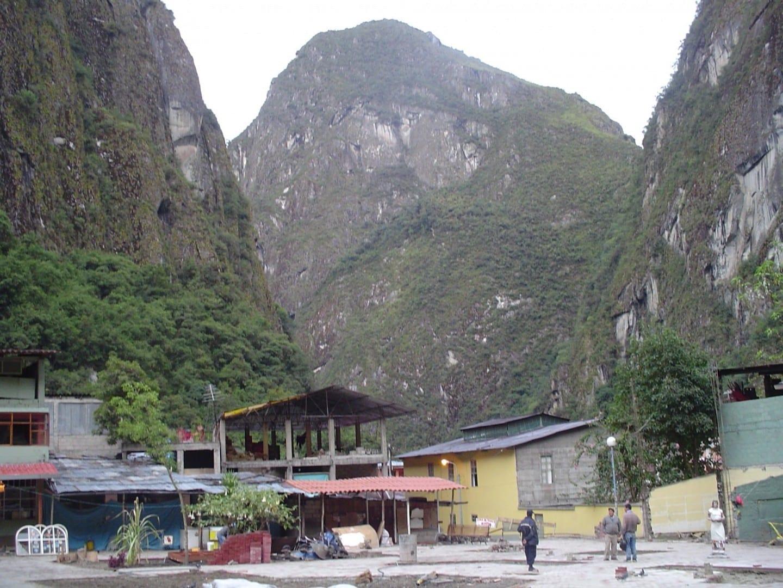 Aguas Calientes Aguas Calientes Perú