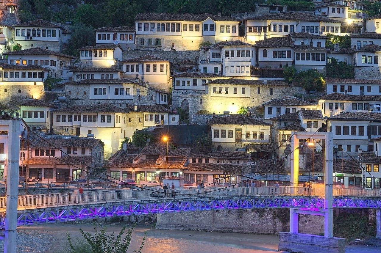 Albania Berat Mangalem Albania