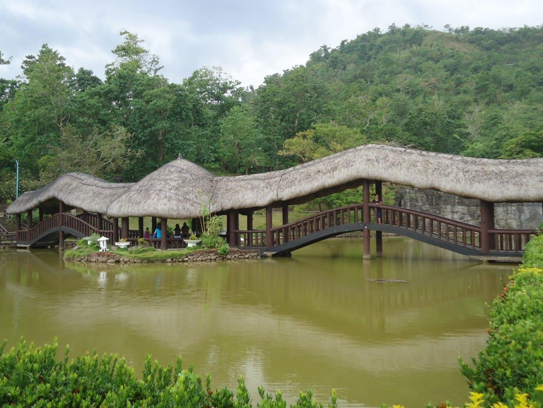 Albay Park y la vida silvestre Legazpi Filipinas