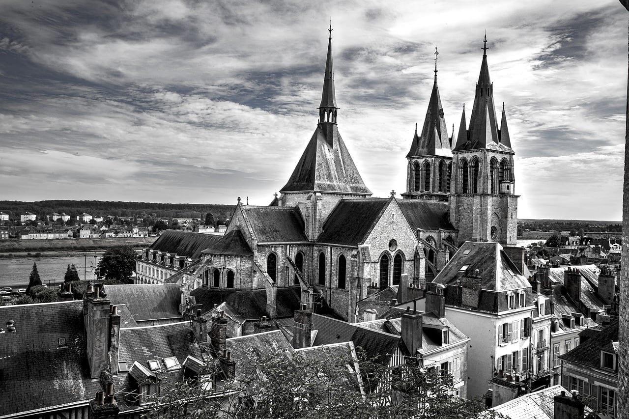 Aldea Ciudad Blois Francia