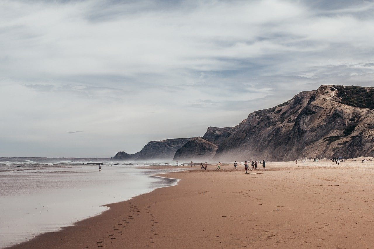 Algarve Mar O Portugal