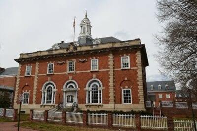 Annapolis Maryland Histórica Estados Unidos