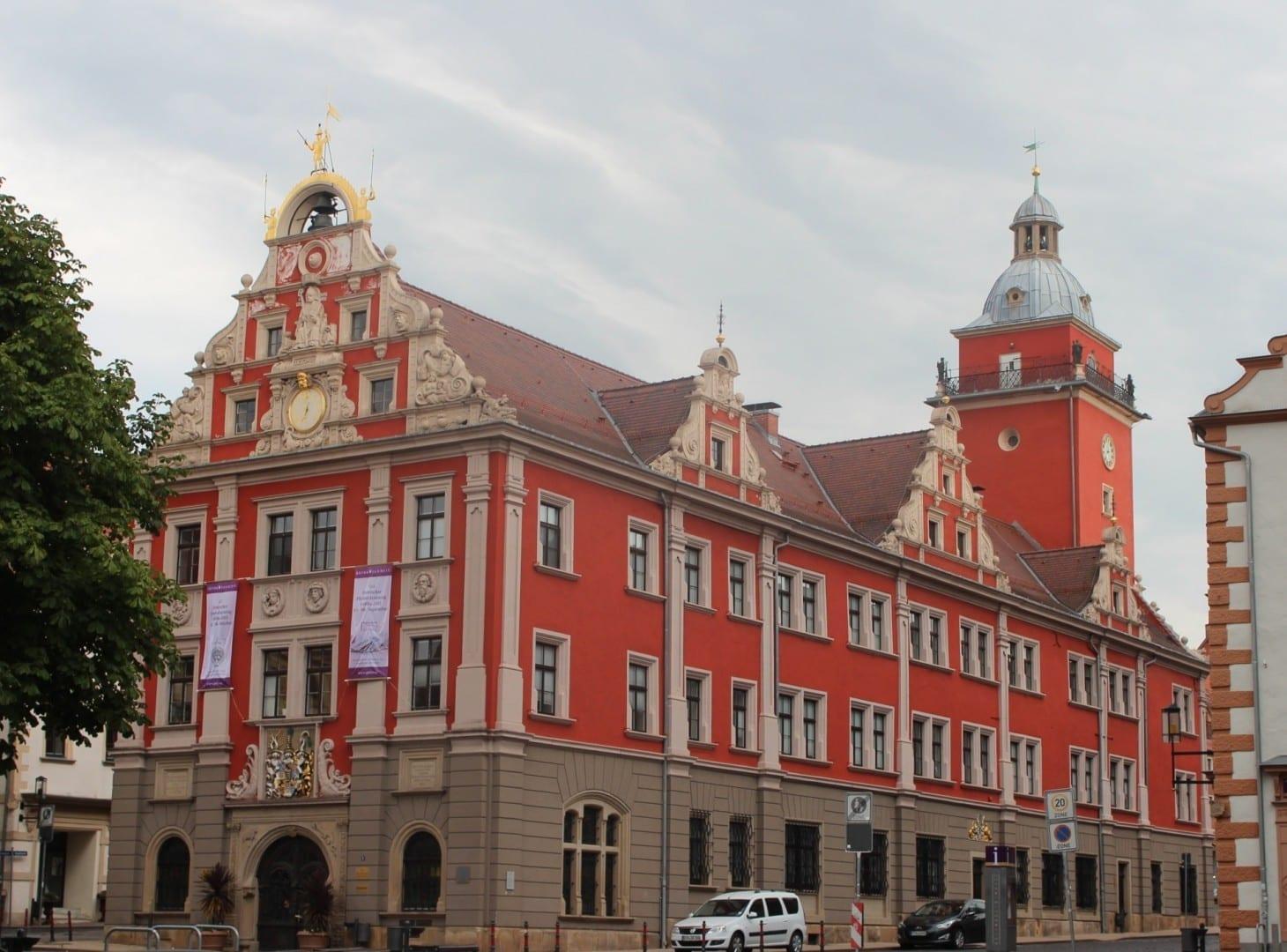 Antiguo ayuntamiento, Gotha Gotha Alemania