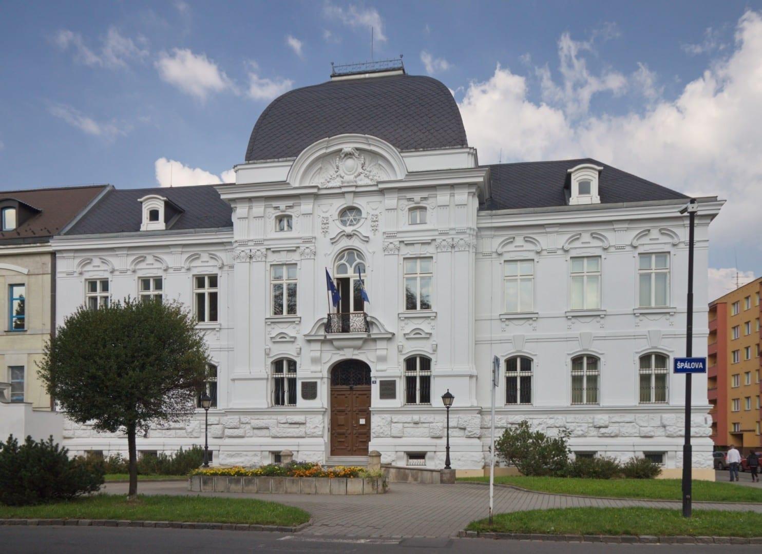 Archivo de Ostrava Ostrava República Checa