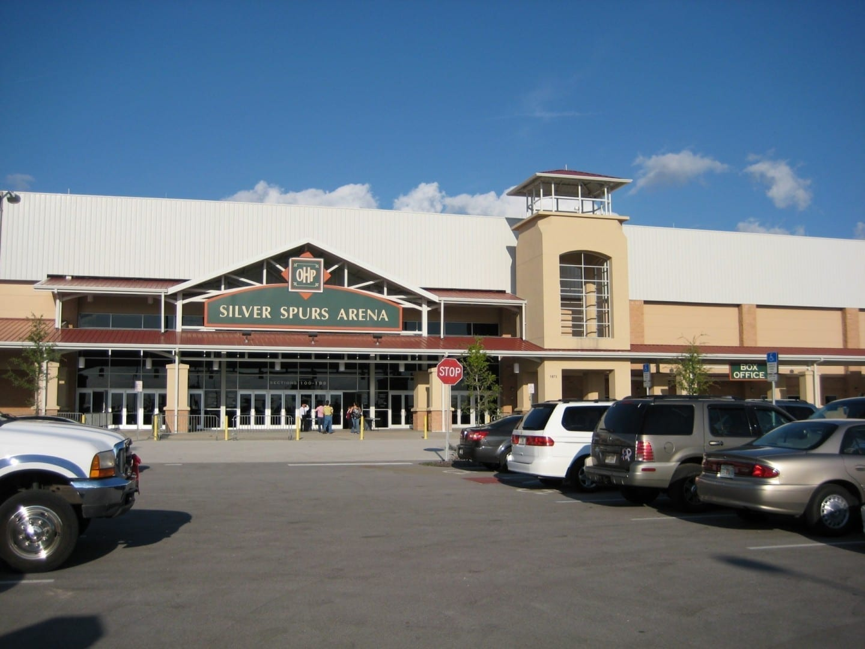 Arena de Espuelas de Plata Kissimmee FL Estados Unidos