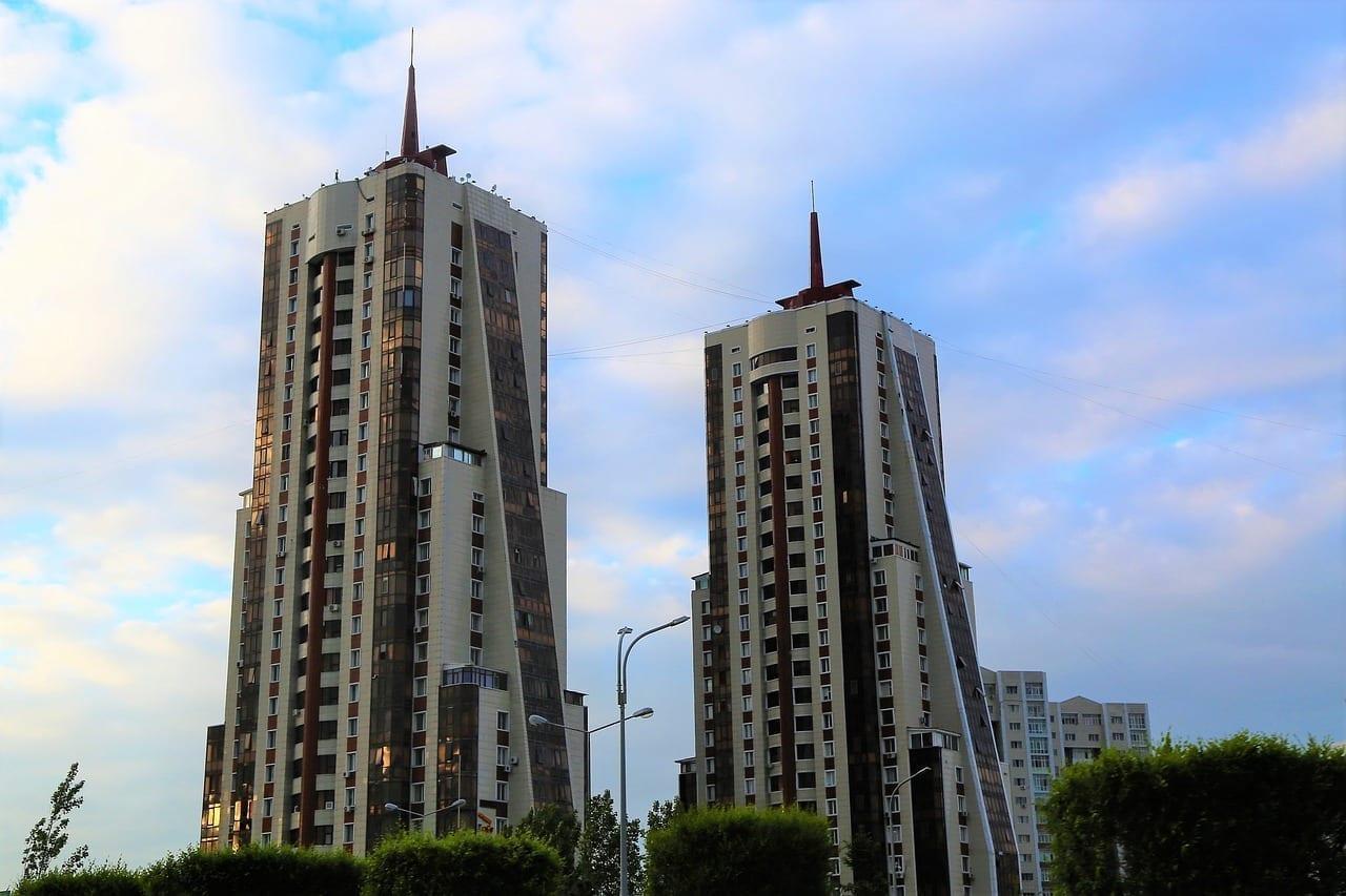 Arquitectura Astana Kazajstán Kazajistán