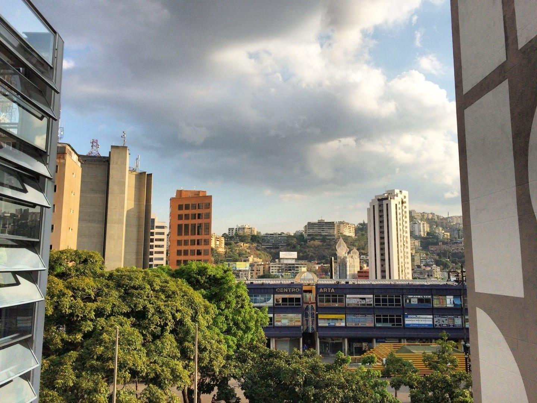 Arquitectura en el distrito de El Rosal Caracas Venezuela