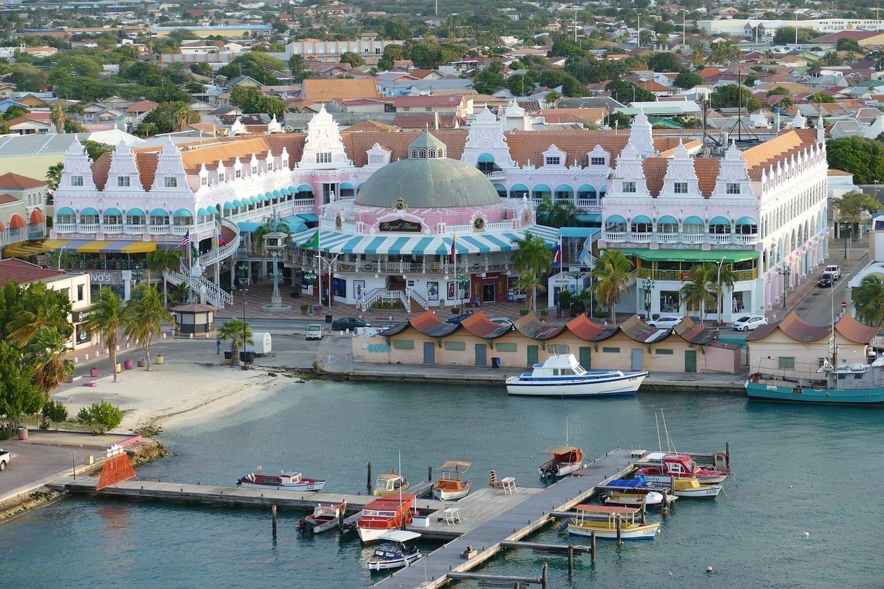 Aruba Oranjestad El Caribe Aruba