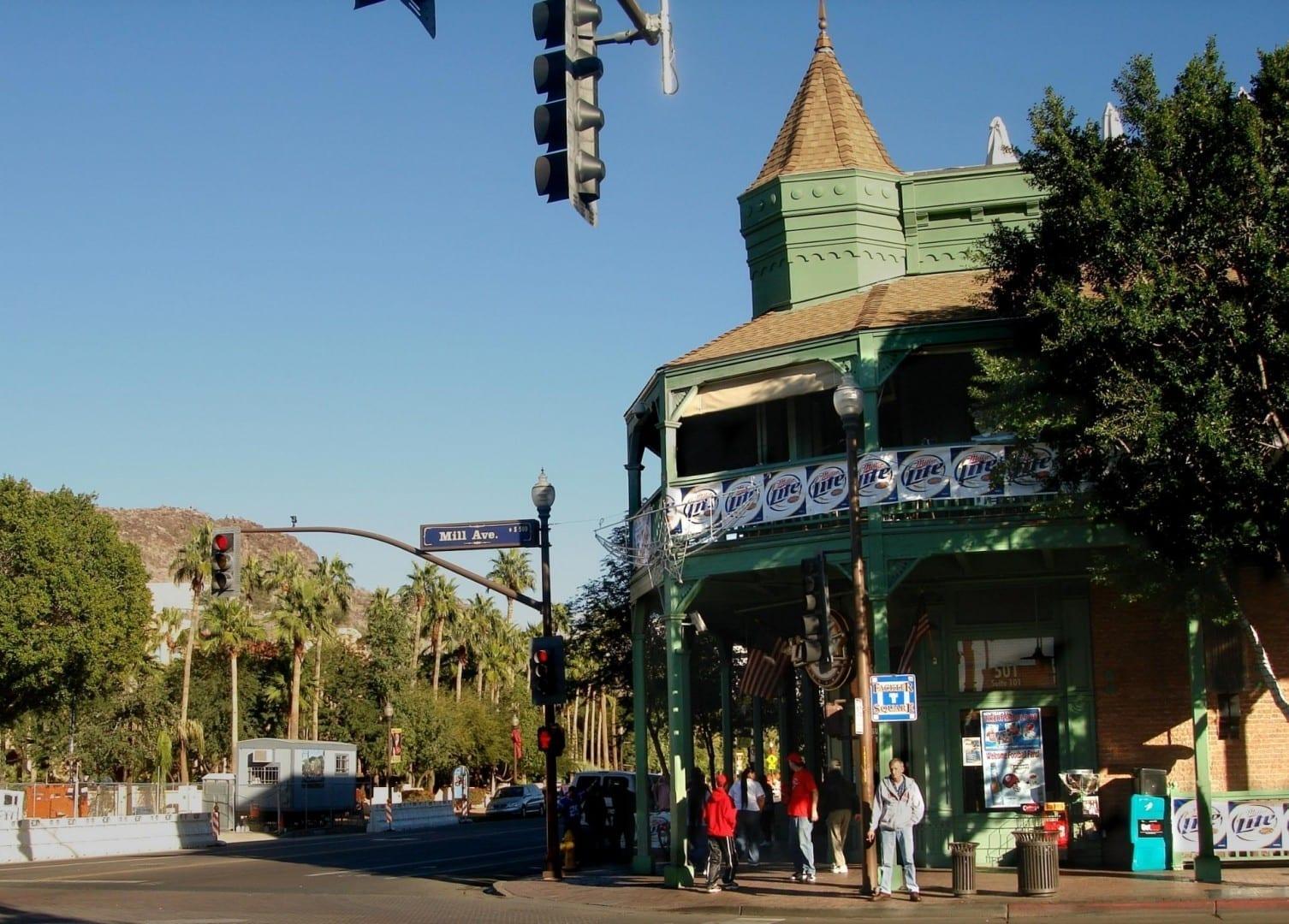 Avenida Mill Tempe AZ Estados Unidos