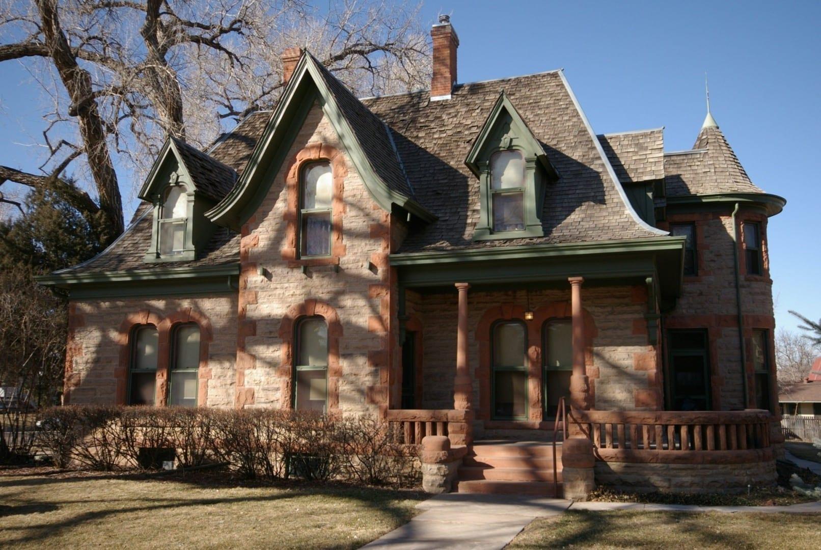 Avery House Fort Collins CO Estados Unidos